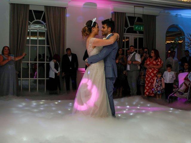 Dancing on Clouds First Dance - Wedding DJ Ben Bell